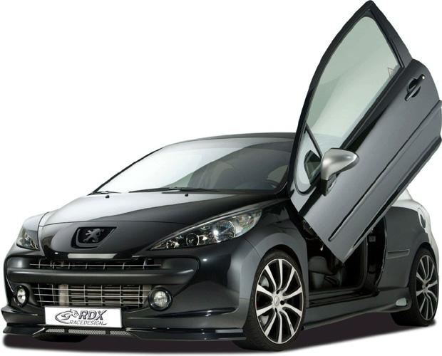 Peugeot 207-RDX RaceDesign 2