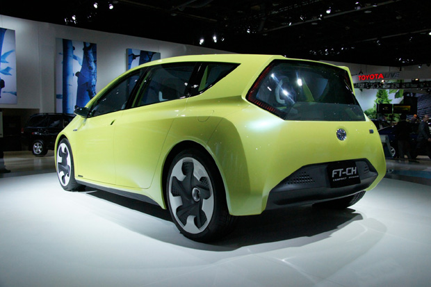 Toyota FT CH Concept 02