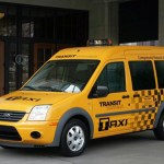 Ford Transit Conect Taxi 09