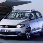 Volkswagen Cross Golf 2010 1