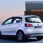Volkswagen Cross Golf 2010 2