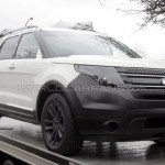 Ford Explorer New Generation 3
