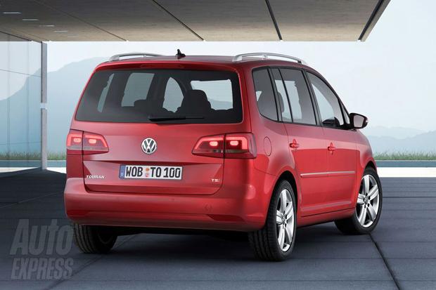 VW Touran 2
