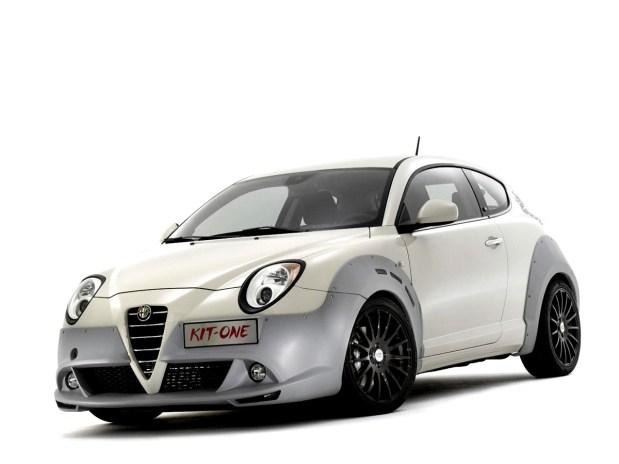 Alfa Romeo Mito Kit-One 1