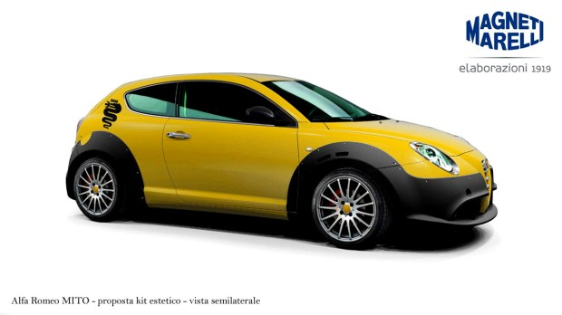 Alfa Romeo Mito Kit-One 8