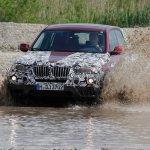 BMW X3 foto espia 09