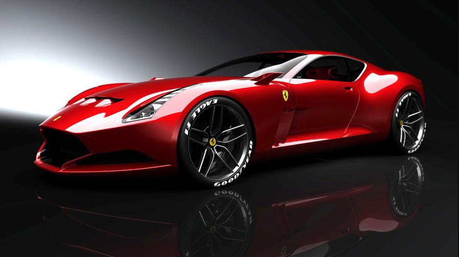 Ferrari 612 GTO Concepto By Sasha Selipanov Mundoautomotor