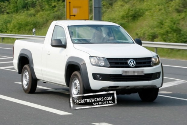 Volkswagen Amarok Cabina simple a