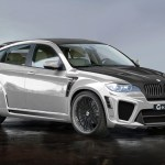 BMW X6 Typhoon by G-Power 01