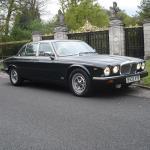 Daimler 1984 de la reina Isabel II a