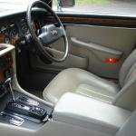 Daimler 1984 de la reina Isabel II d