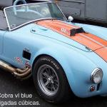 Shelby AC 427 Cobra vi blue