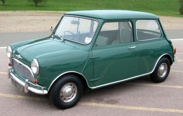 Morris_Mini Minor 1967 foto Wikipedia