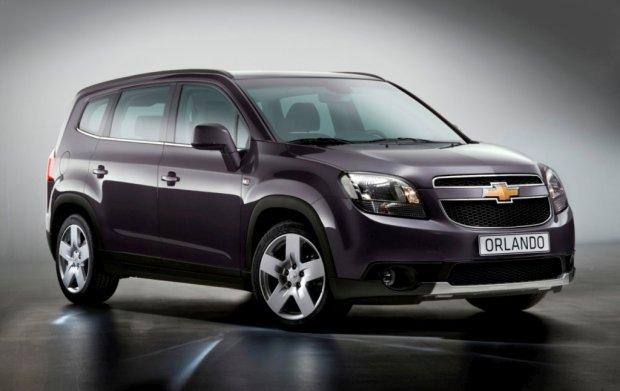 Chevrolet Orlando 2011 01