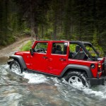 Jeep Wrangler Unlimited Rubicon 2011