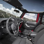 Jeep Wrangler Interior 2011