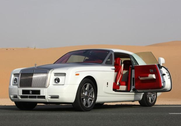 Rolls Royce Phantom Coupe Shaheen 01