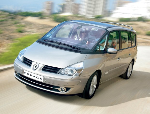 Renault Space 10