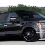 1-Godfather Customs Ford F-150 para el SEMA