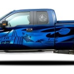 2-A.R.E. Accessories Ford F-150 para el SEMA