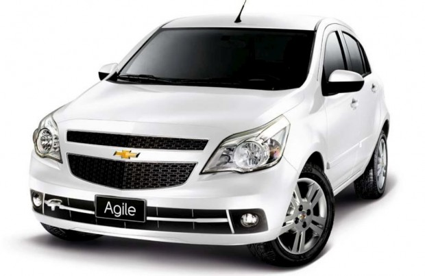 Chevrolet-Agile-Google