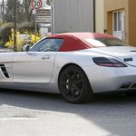 Mercedes Benz SLS Roadster 03