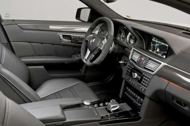 Mercedes Benz E63 AMG motor 5.5 litros 2011 03