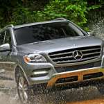 Mercedes Benz ML 2012 06