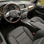 Mercedes Benz ML 2012 12