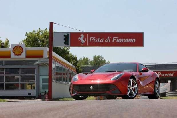 Ferrari F12 Berlinetta en las pruebas de Fiorano 2012  05