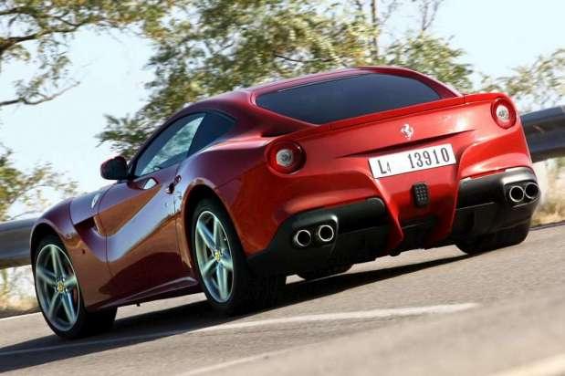 Ferrari F12 Berlinetta en las pruebas de Fiorano 2012  12