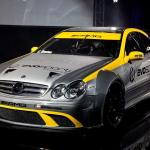Mercedes Benz CLK 63 AMG Black Series race car by MBBS Evosport 01