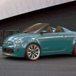 Fiat 500  Roadster Bellavista rendering 2012 01a
