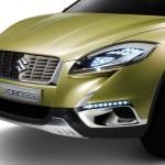 Suzuki S Cross concept 2012 05