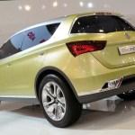 Suzuki S Cross concept 2012 09