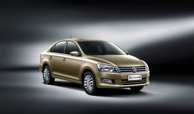 Nuevo Volkswagen Santana (China)