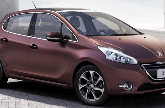 Peugeot 208, llegará a la Argentina en el segundo semestre de 2013