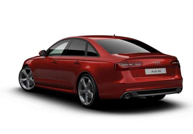 Audi A6 and A7 Black Edition 02