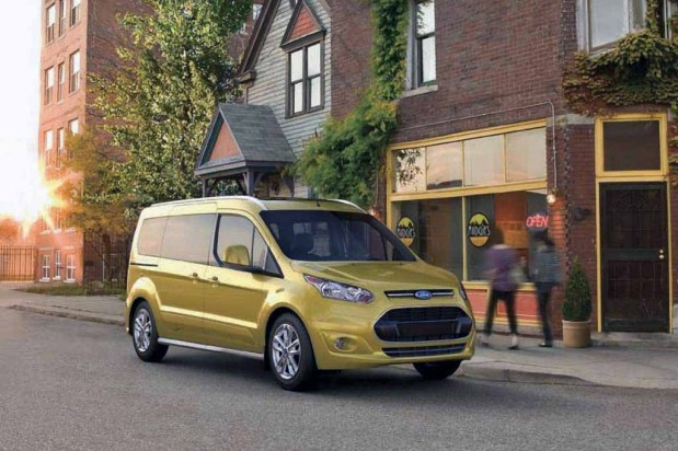Ford Transit Connect Wagon 2014 01