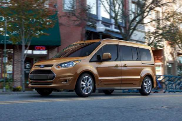 Ford Transit Connect Wagon 2014 04