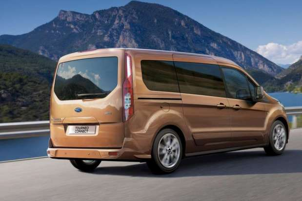 Ford Transit Connect Wagon 2014 05