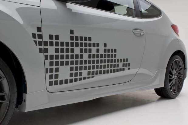 Hyundai Veloster RE MIX  SEMA 2012 08
