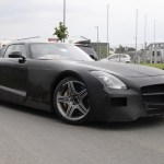 Mercedes Benz SLS AMG Black Series 2014 01