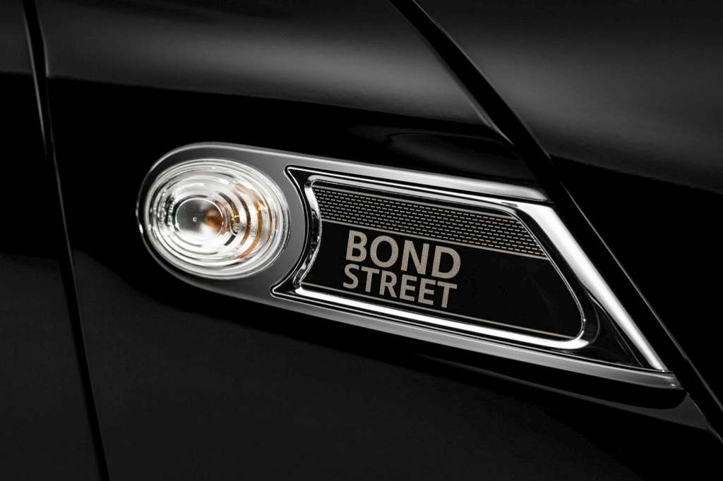 Mini clubman bond street se presentar en el sal n de for 108 new bond street salon