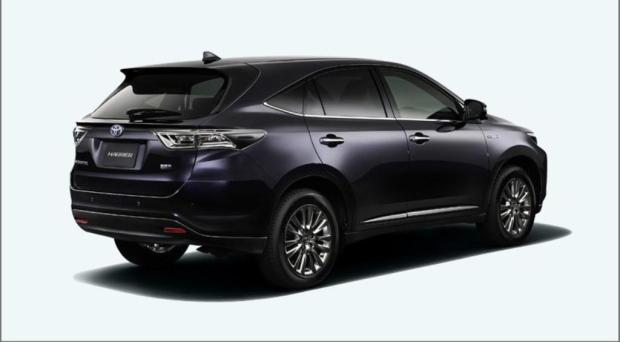 Toyota-harrier-2014-2