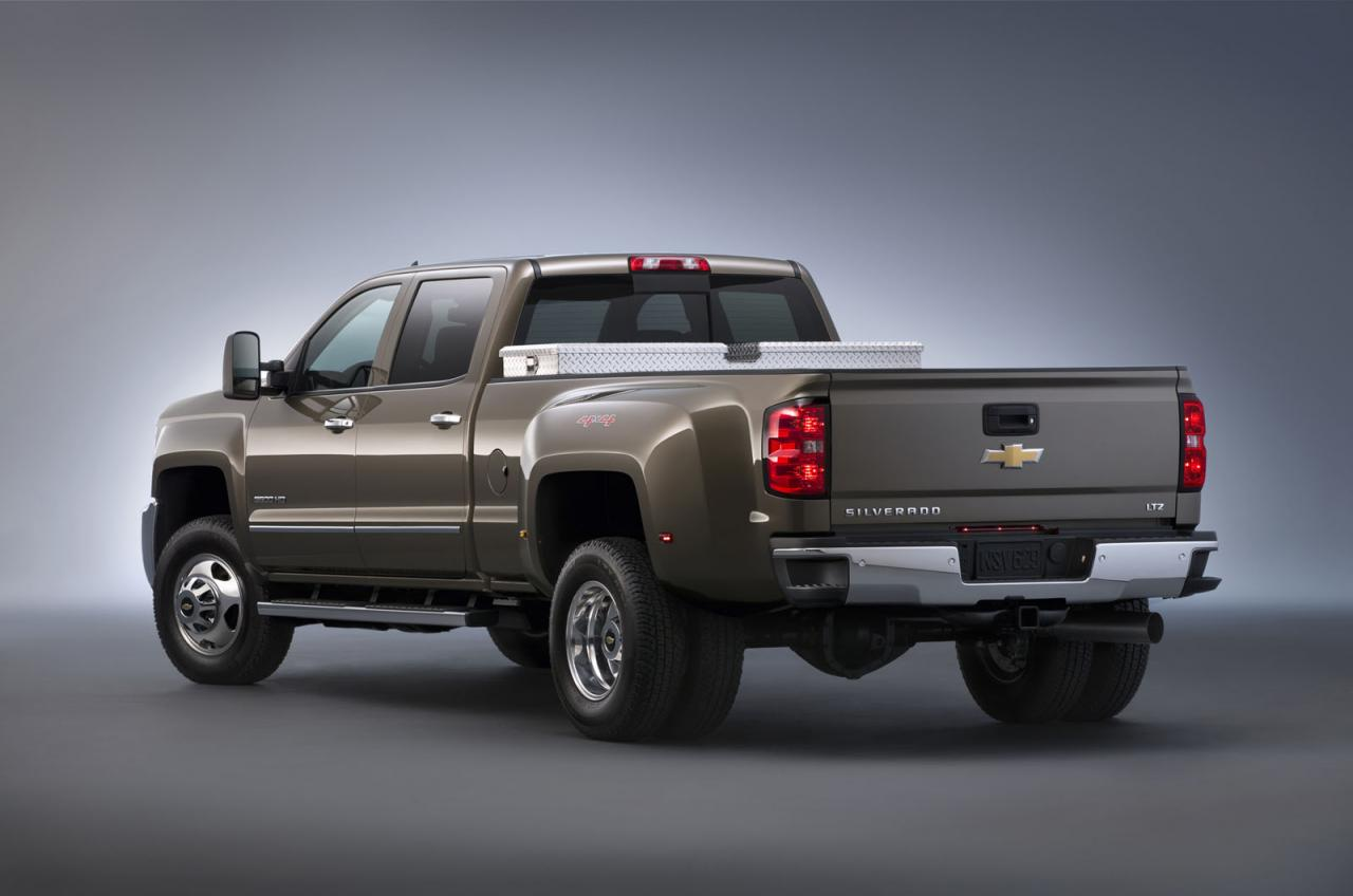 Pics Photos - 2015 Chevrolet Silverado Gmc Sierra 2500hd 3500hd Info