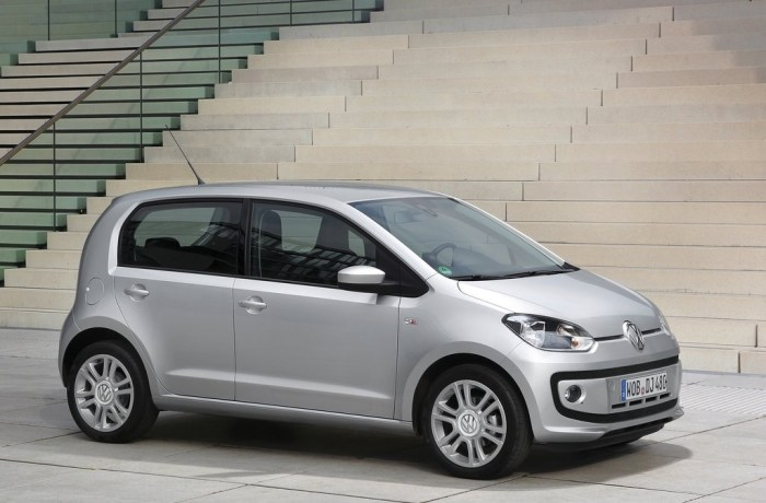 Volkswagen UP! I-Motion, disponible desde 171.975 pesos