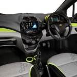 Chevrolet New Beat Activ Interior DashBoard