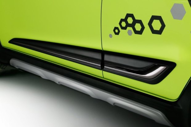 Chevrolet New Beat Activ Exterior