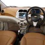 Chevrolet Essentia Interior- Dash Board and Steering